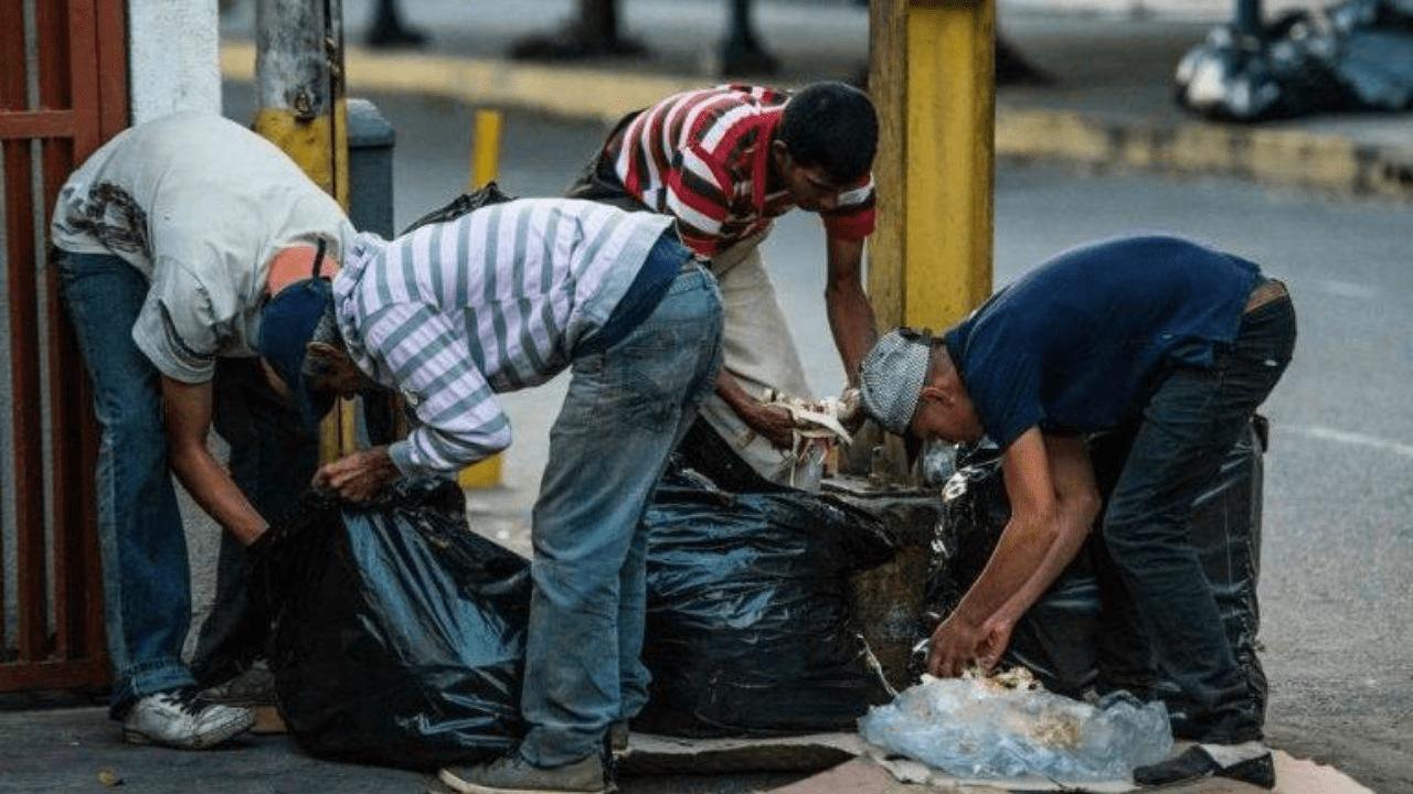Hambre en Venezuela 1