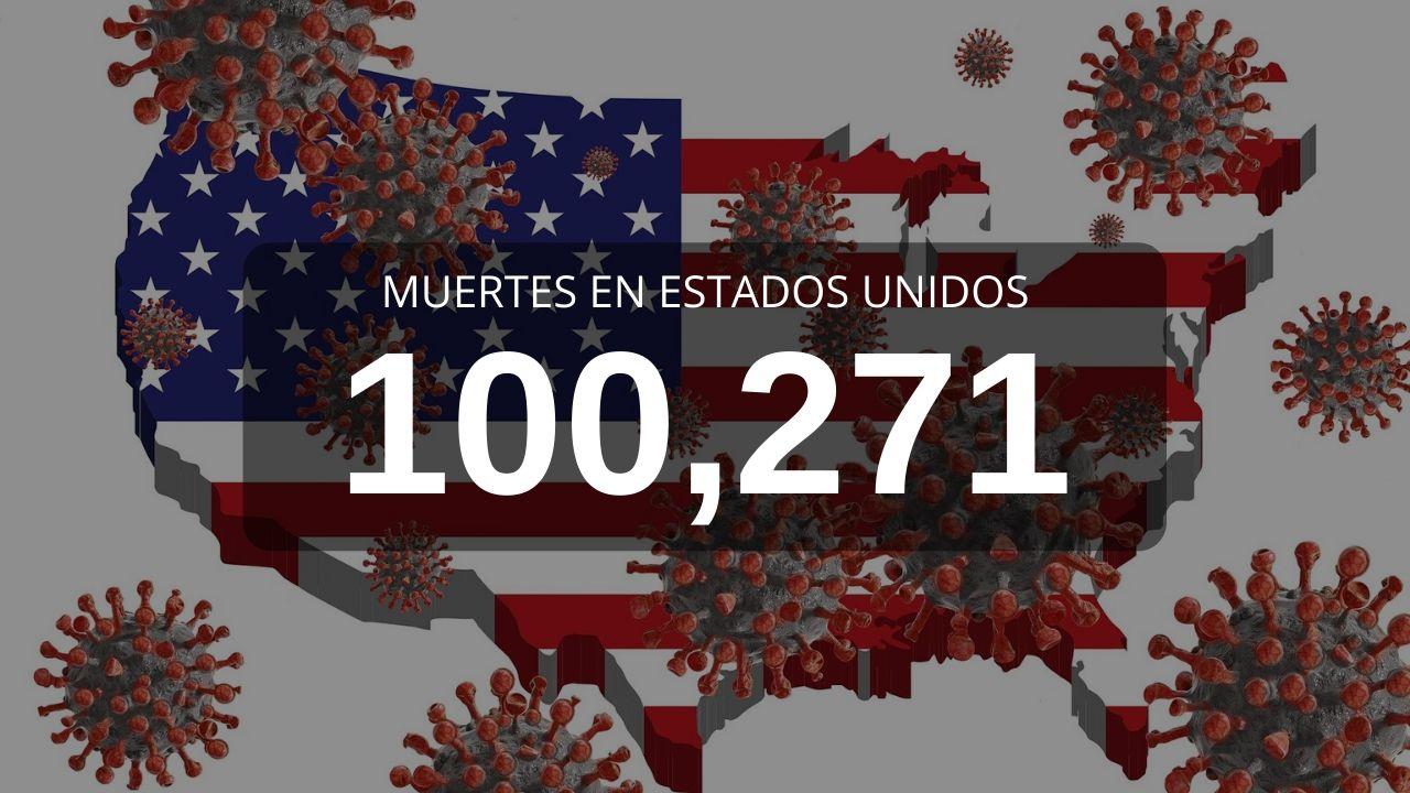 100 Mil Muertes en USA