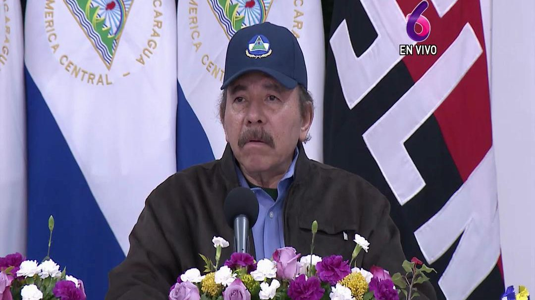 Daniel Ortega Oculta Irresponsabilidad