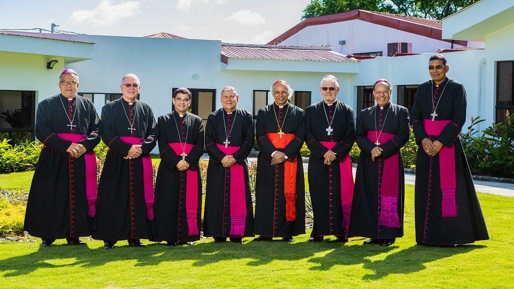 Obispos de Nicaragua