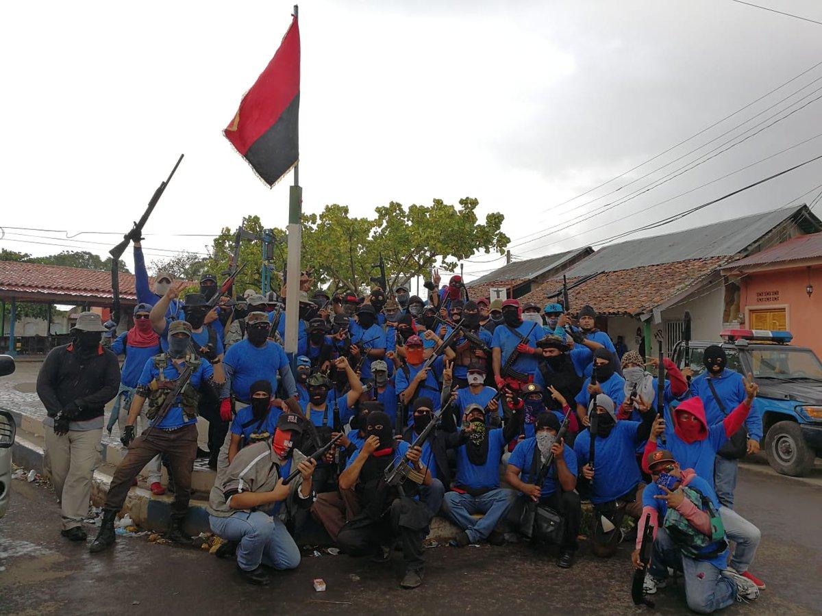 FSLN organización terrorista