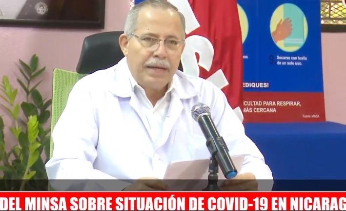 Covid en Nicaragua