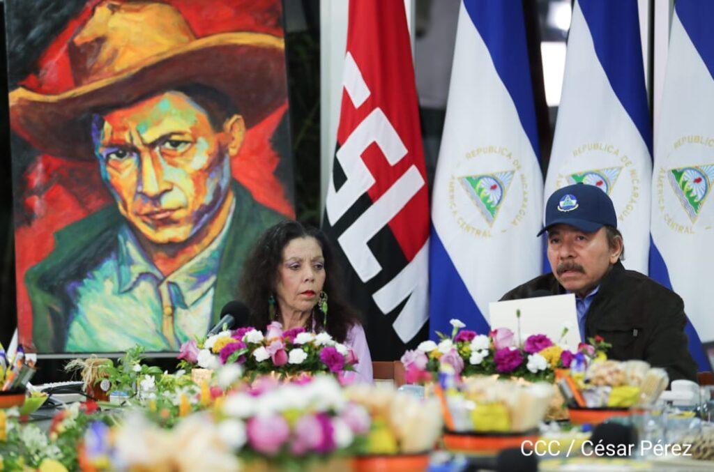 Dictadura Ortega-Murillo