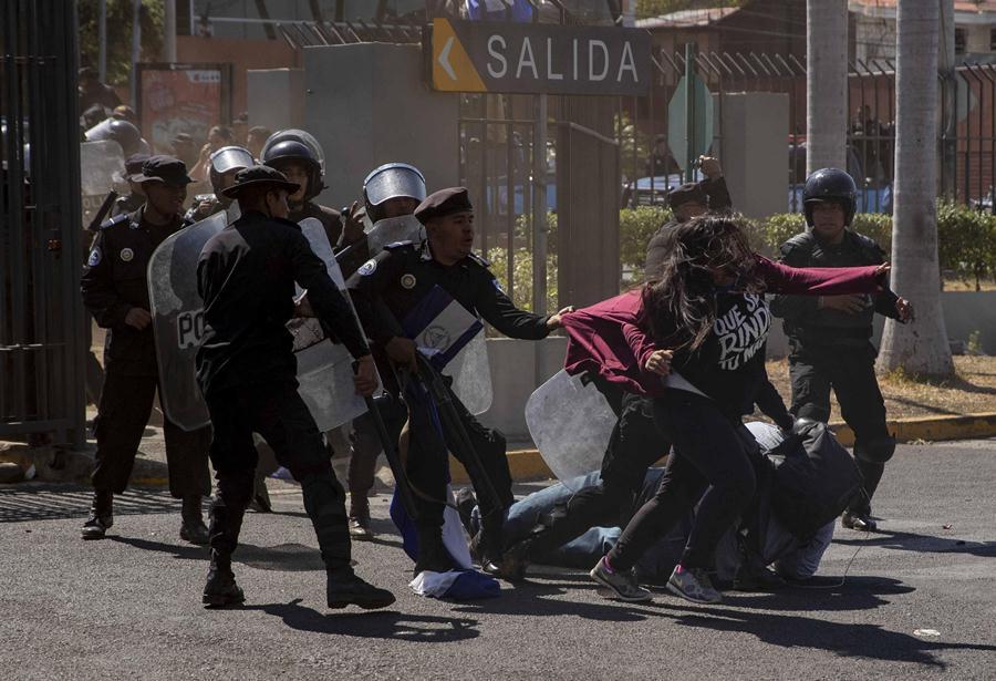 CIDH y derechos humanos en Nicaragua