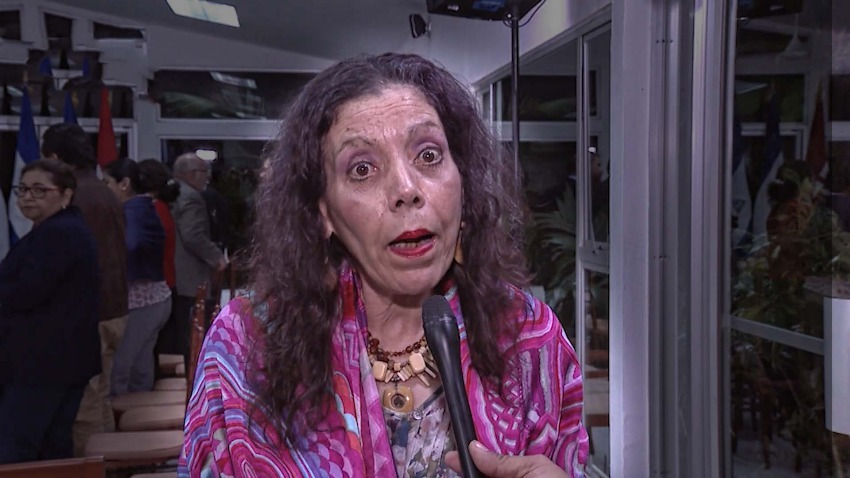 Rosario Murillo Zambrana