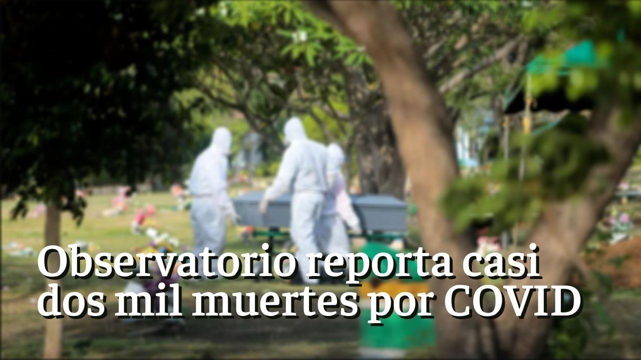 Covid-19 en Nicaragua