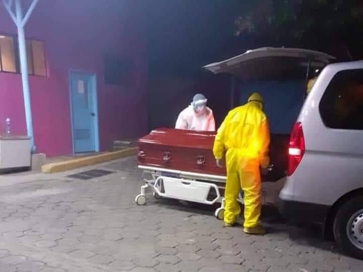 coronavirus en Nicaragua