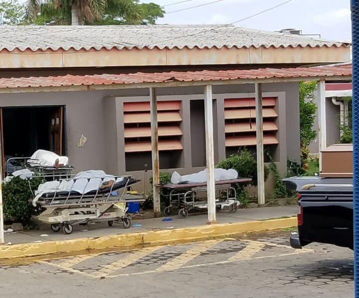 Muertos por coronavirus en Nicaragua