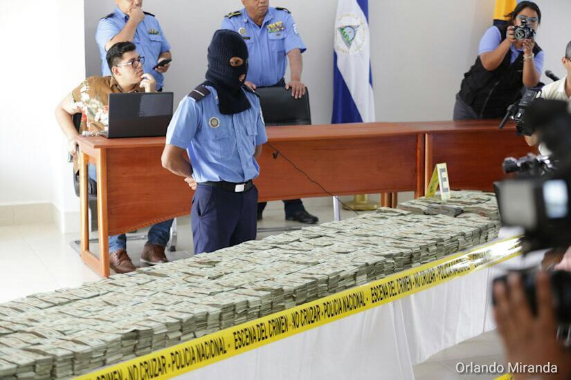 Policia de Nicaragua