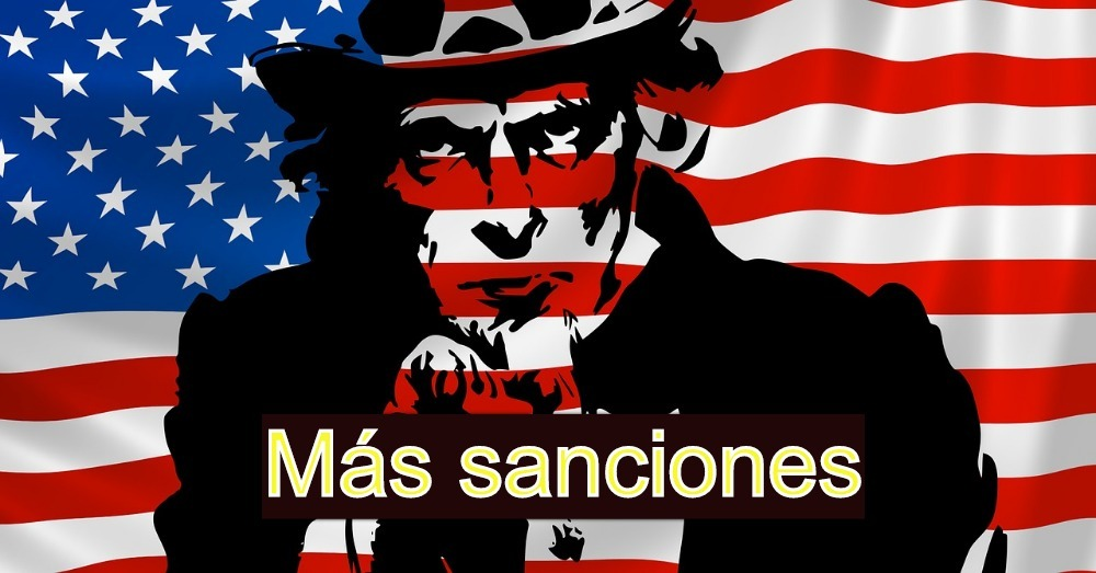 EEUU sanciones