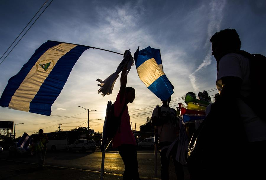 Libertad de prensa se deteriora en Nicaragua - Foto de Archivo