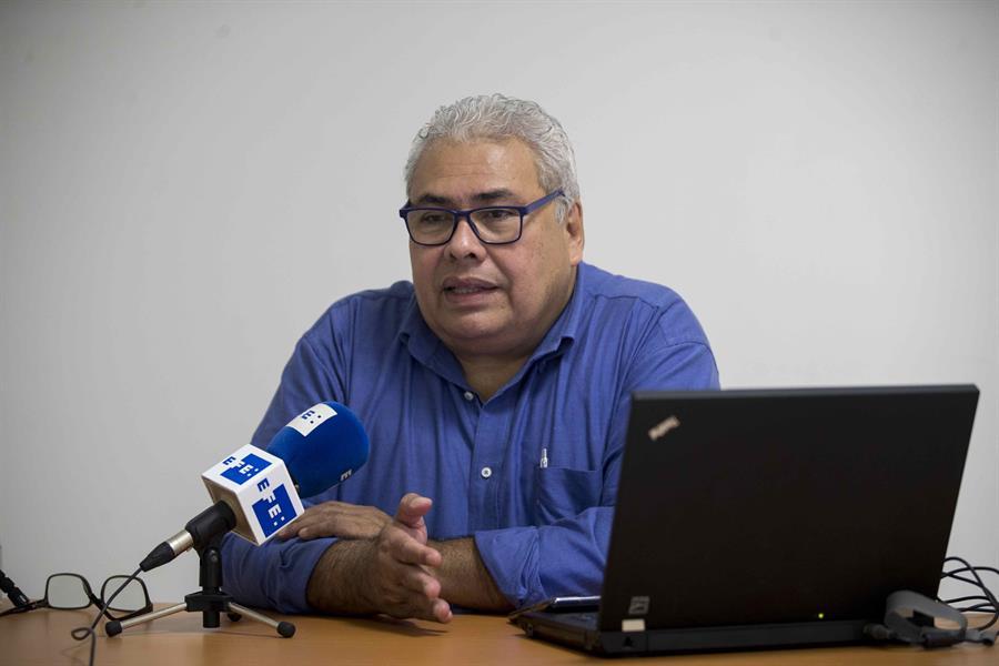 Ley Mordaza Sergio Marín