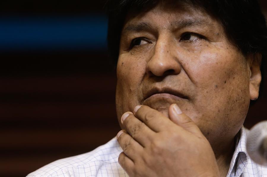 Evo Morales Imagen de Archivo EFE