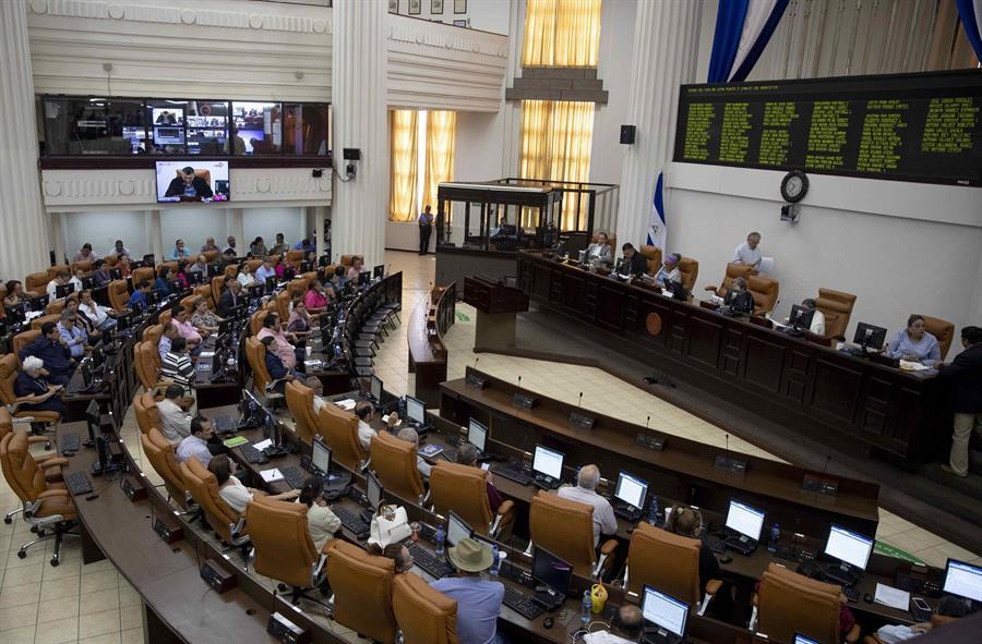 Ley Mordaza recibe luz verde en la asamblea
