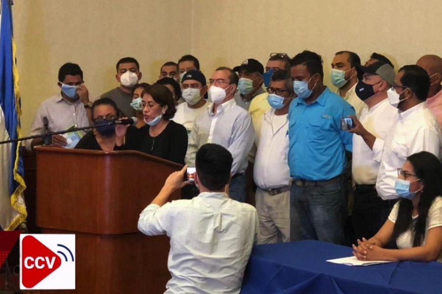 Nicaragua Resumen de Noticias 2020_1028