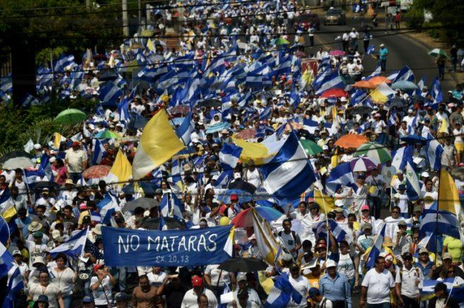 La Iglesia Católica ha denunciado violación a derechos y libertades en Nicaragua.