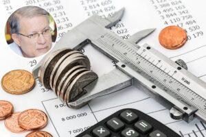 ganancias del sistema financiero se hunden