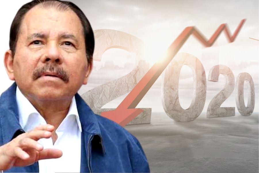 Situación económica peor ante Ortega incapaz