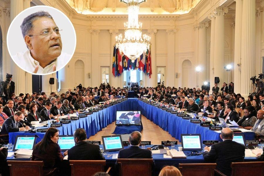 Asamblea General de la OEA 2020