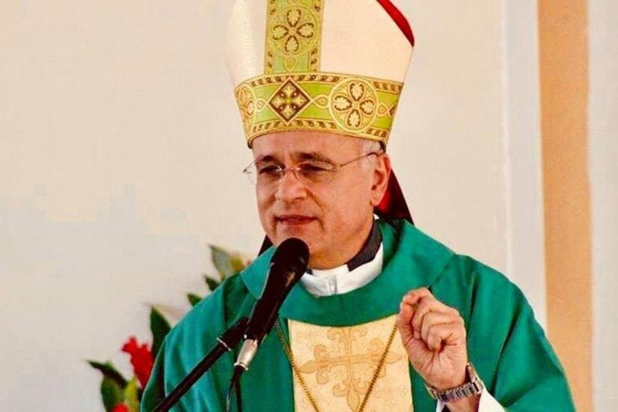 Monseñor Báez