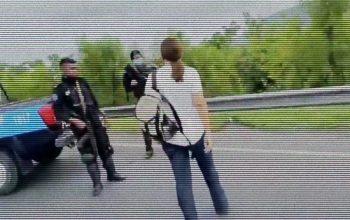 Juan Senastián Chamorro - Caminar no es delito