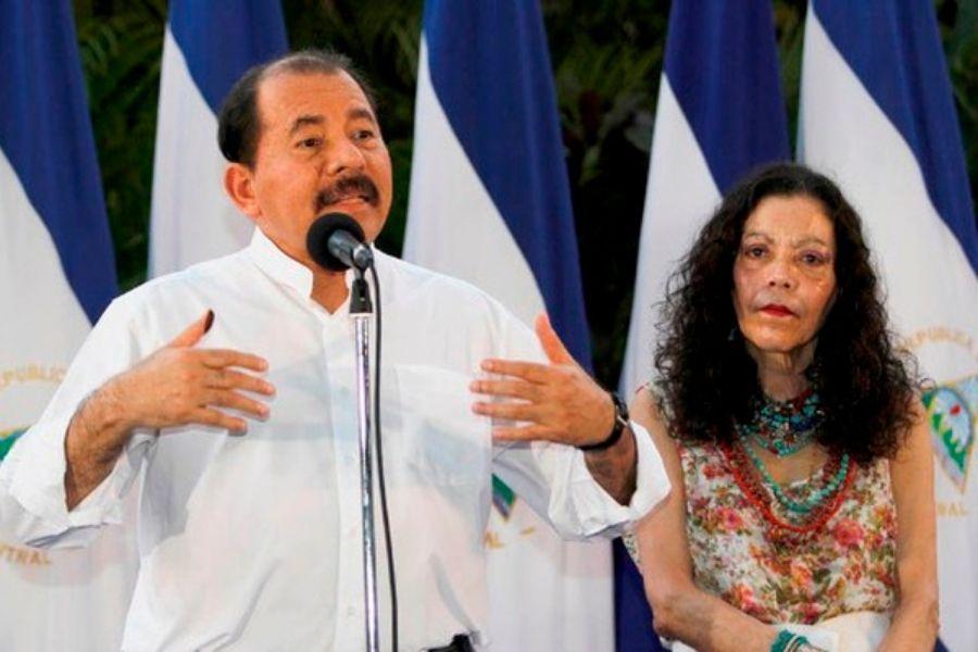 Ortega Murillo Imagen Cortesía