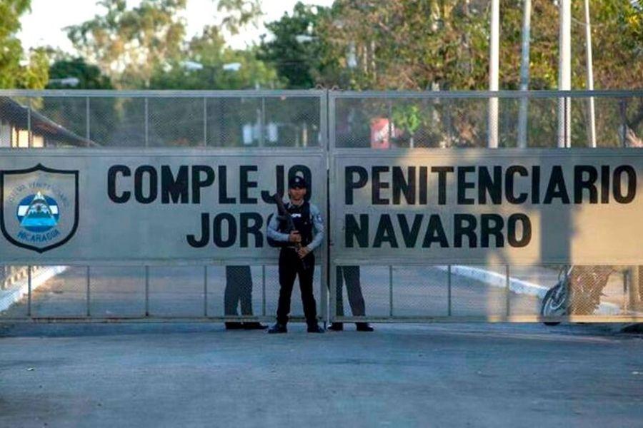presos politicos carcel modelo tipitapa cortesia