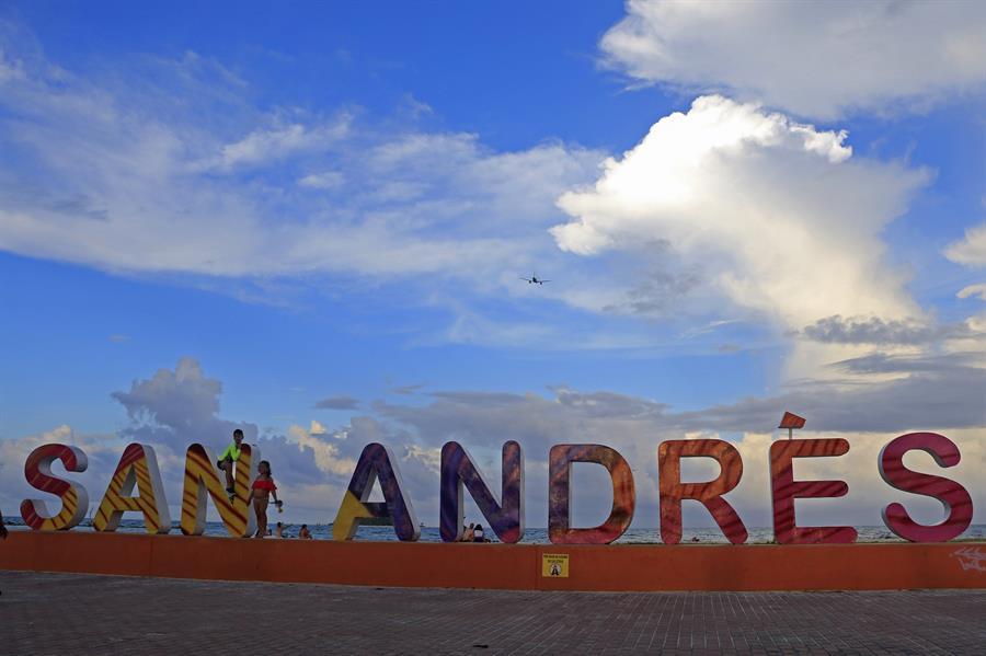 San Andrés se prepara para Iota