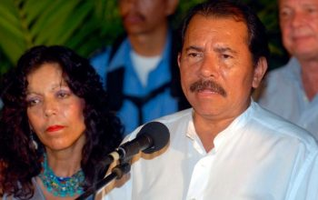 Ortega felicita a Biden