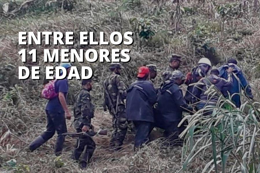 Iota deja 28 muertos en Nicaragua