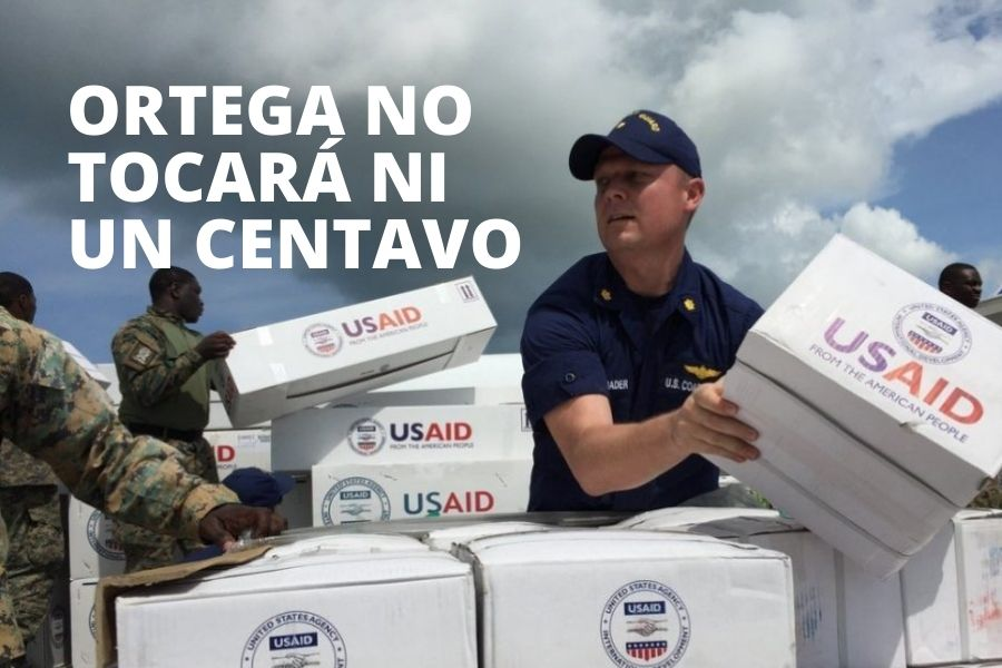 USAID ayuda
