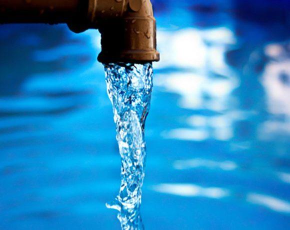 Agua privatizada