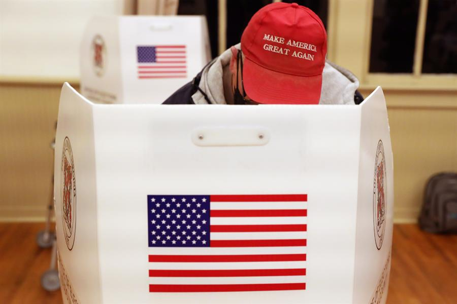 Elecciones fueron las más seguras