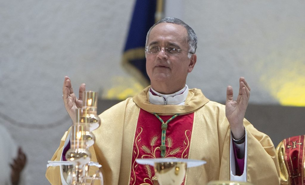 Monseñor Silvio Báez, Obispo Auxiliar Arquidiócesis de Managua