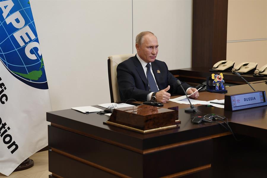 Agente Extranjero en Rusia