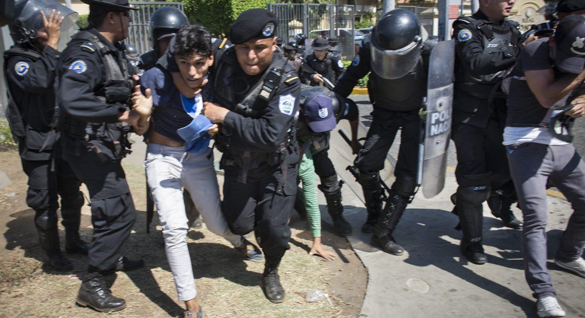 derechos humanos, Nicaragua, Aministía Internacional