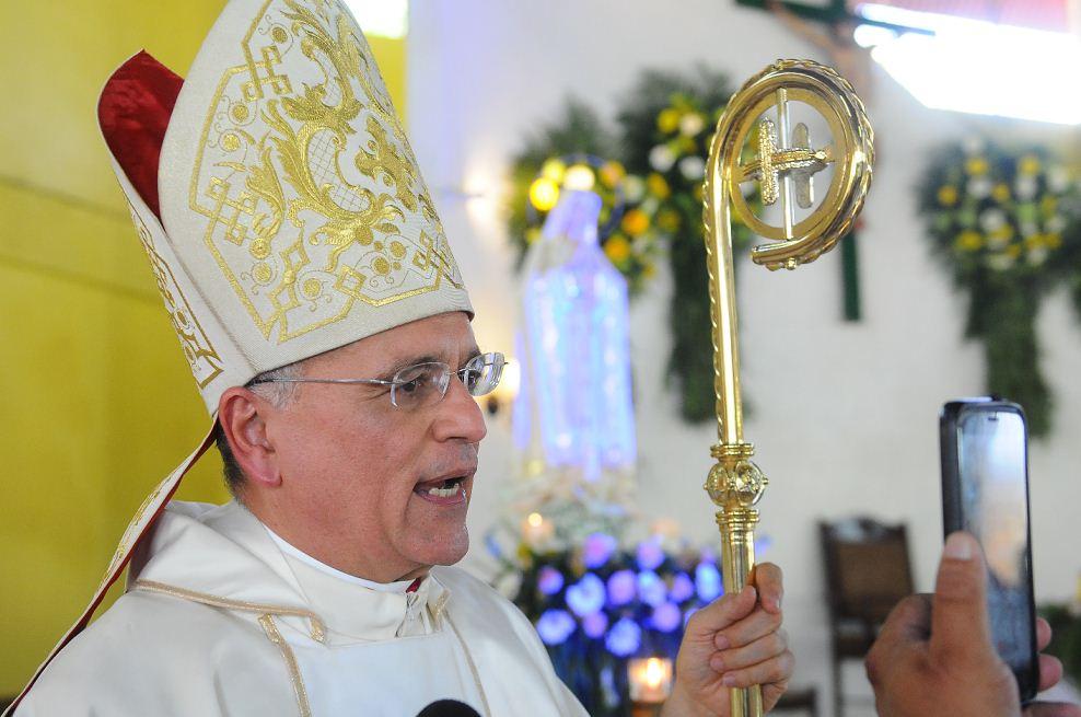 Monseñor Silvio José Báez