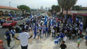 Nicaragüenses en el Mundo