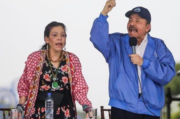 Dictadores de Nicaragua