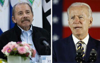 Administración Biden advirtió a Ortega