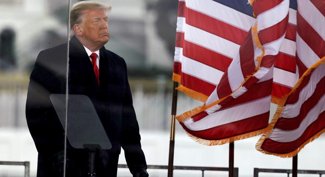 Juicio político contra Donald Trump continua