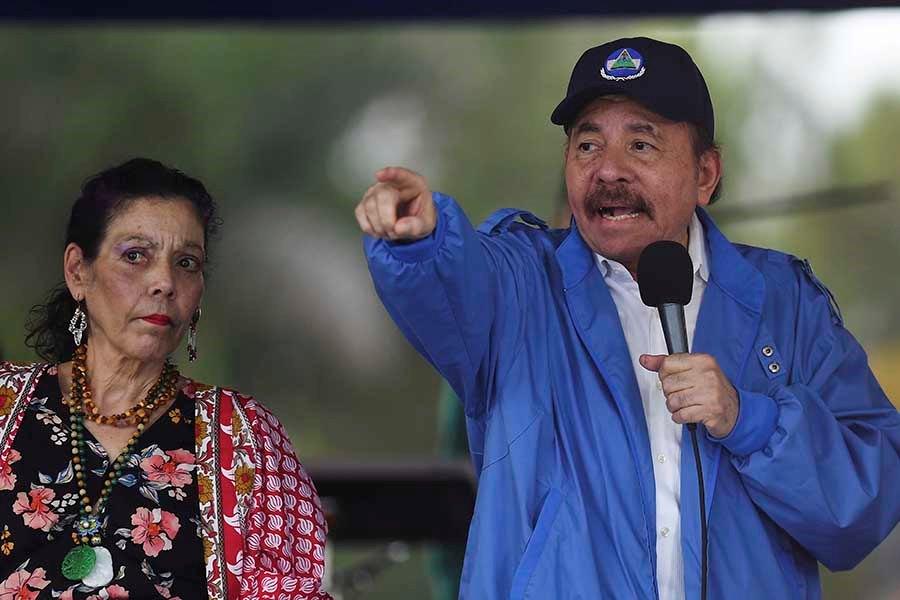 Ortega y Murillo, siguen en sus ataques contra periodistas.
