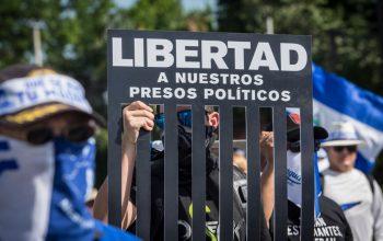 Verdugos judiciales siguen emitiendo fallos contra secuestrados políticos.