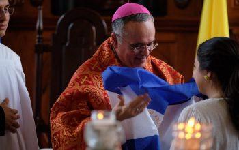Monseñor Silvio Báez, pidió unidad.
