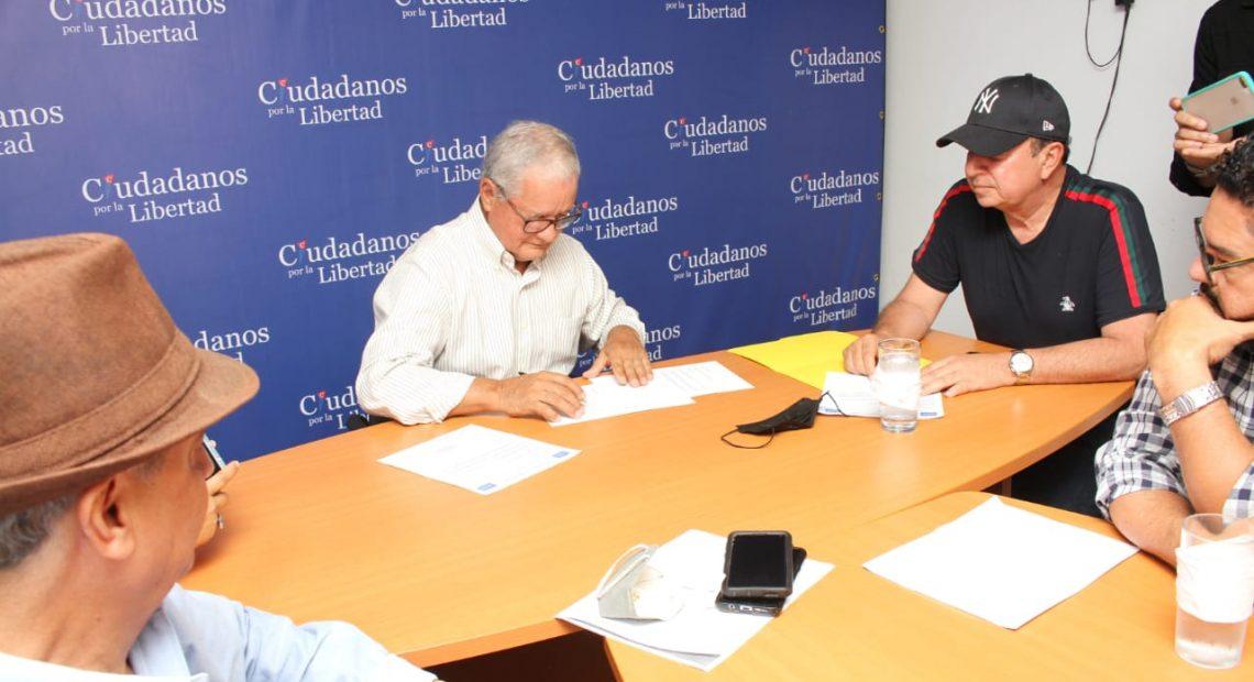 Coalición Nacional Alianza Ciudadana