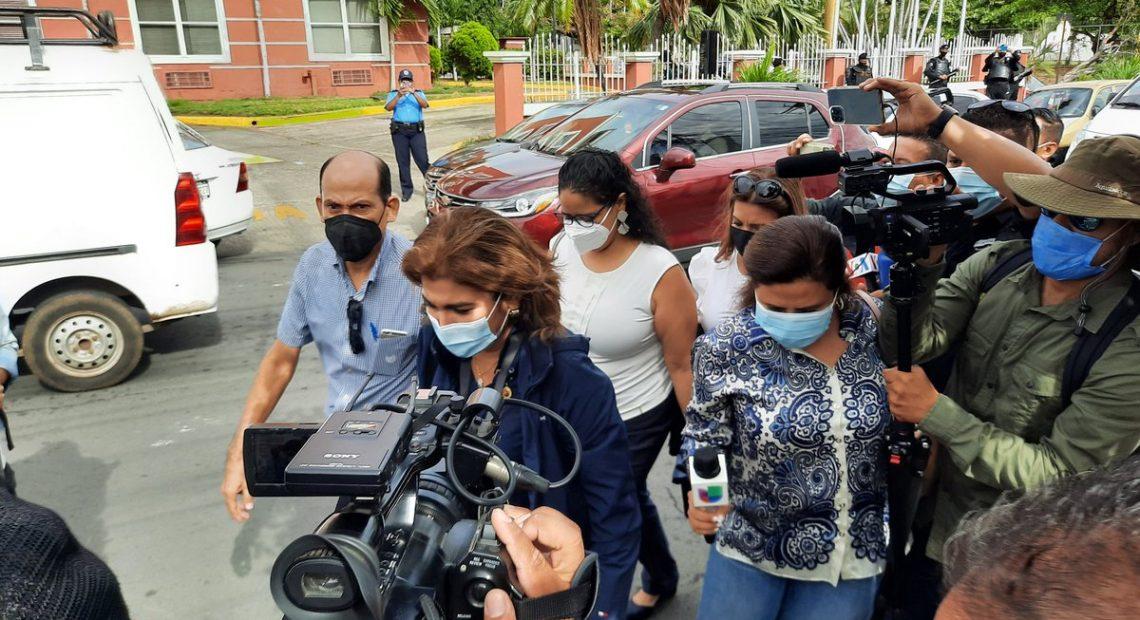 periodistas Nicaragua, medios de comunicación